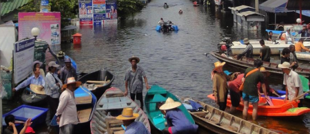 Thai floods in 2011