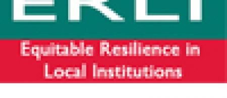 Equitable Resilience in Local Institutions