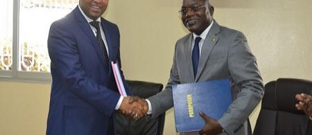 Approval of the NAP-Fisheries document by the two ministers.