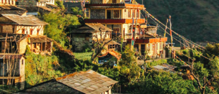 NAP climate resilient development in Nepal
