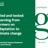 iied gatekeeper - climate adaptation.