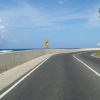 National Works Agency, 2010; a completed section of Segment 3 - Northern Coastal Highway Improvement Project.