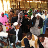 Community consultation in Isiolo to identify priorities. Photo credit: The Adaptation Consortium