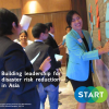 Inception meeting of the Pan-Asia Risk Reduction (PARR) fellowship program, July 2014