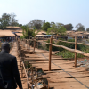 Dumping of waste, market encroachment and urban agriculture occurring on the banks of the Lilongwe river, Malawi. Source: abc.iclei.org.