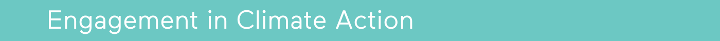 Engagement in Climate Action